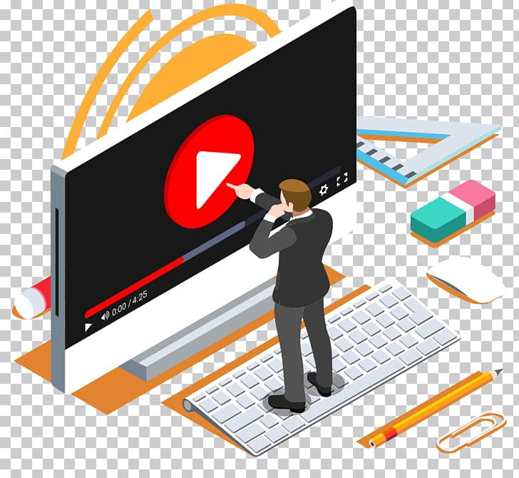 Video advertising clipart clip transparent library YouTube Video Advertising Business Content Creation PNG ... clip transparent library