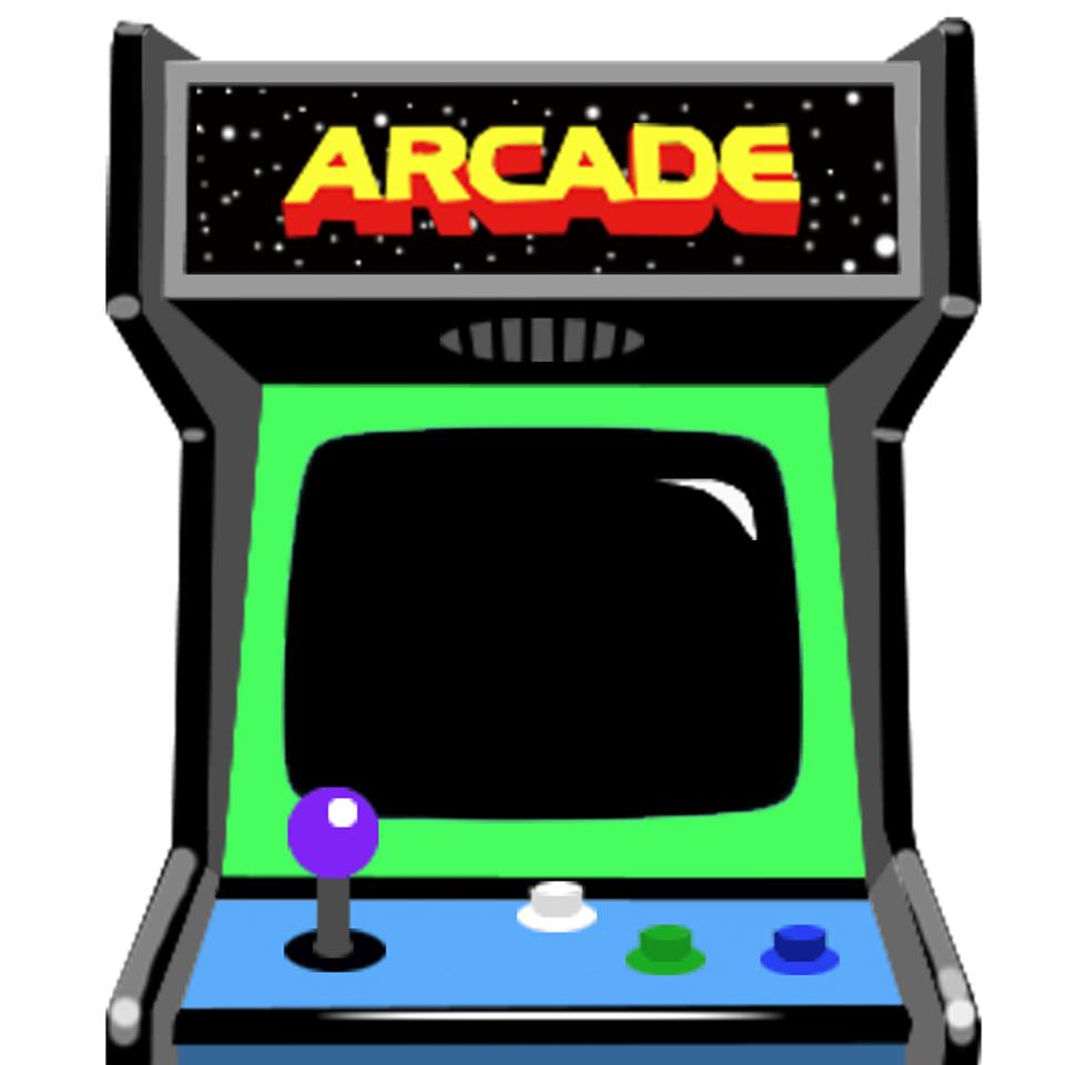 Video arcade border clipart banner Arcade clipart svg, Arcade svg Transparent FREE for download ... banner