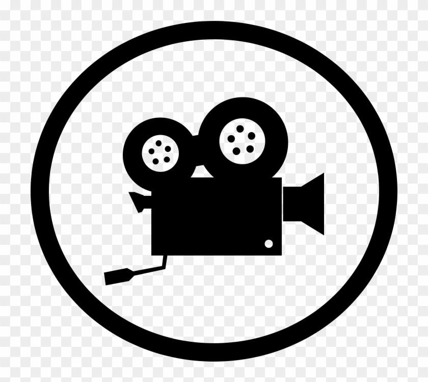 Video camera clipart black and white graphic black and white Video camera clipart black and white 3 » Clipart Portal graphic black and white