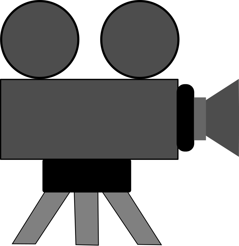 Video camera clipart jpeg png freeuse download Free Movie Camera Clipart, Download Free Clip Art, Free Clip ... png freeuse download
