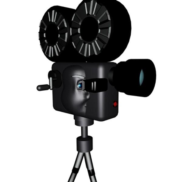 Video camera clipart jpeg svg freeuse Cartoon movie camera clipart - Clipartix svg freeuse