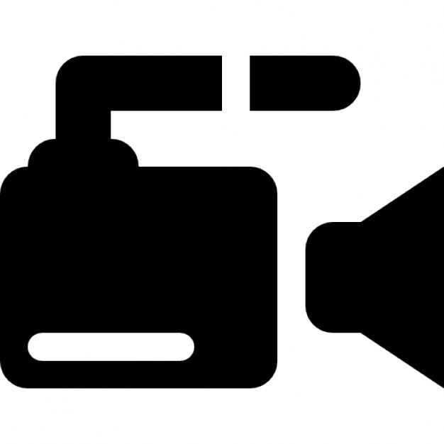 Video camera logo clipart image free download Video camera side view Icons | Free Download image free download