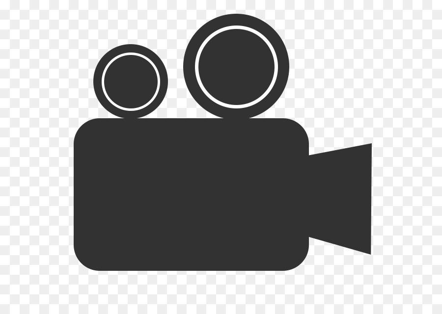 Video clipart logo clip Movie Logo clipart - Camera, Video, Black, transparent clip art clip