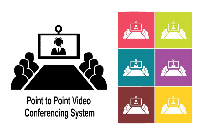 Video conference room clipart clipart free library Best Video Conferencing System Solution in Delhi, India ... clipart free library