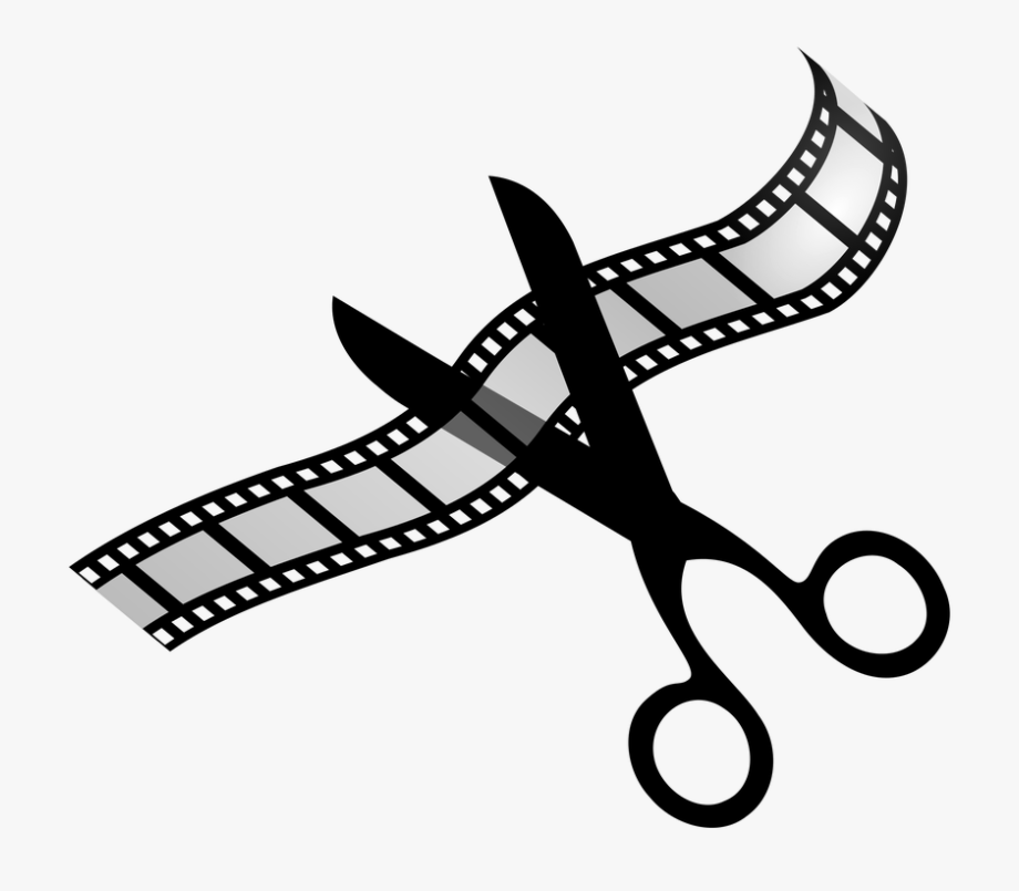 Video editing logo clipart image transparent library Movie Editor Cliparts - Video Editor Vector Png #718951 ... image transparent library