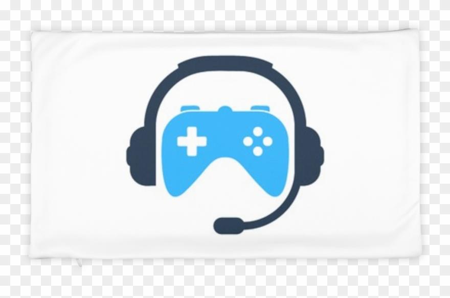 Video gam creatore clipart vector Basic Pillow Case - Video Game Designer Logo Clipart ... vector