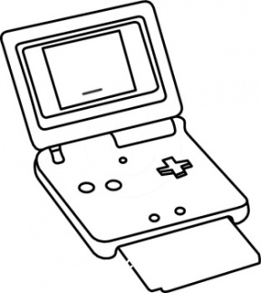 Video game clipart black and white jpg transparent stock Games clipart black and white - Clip Art Library jpg transparent stock