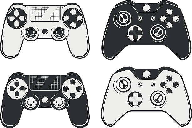Video game clipart black and white graphic library library Video game clipart black and white 4 » Clipart Station graphic library library