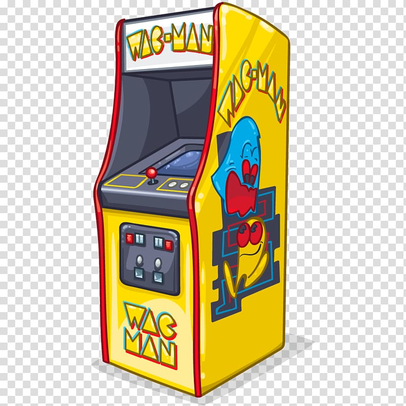 Video game clipart pacman board vector transparent Arcade game The Wizard of Oz Redemption game Video game, The ... vector transparent