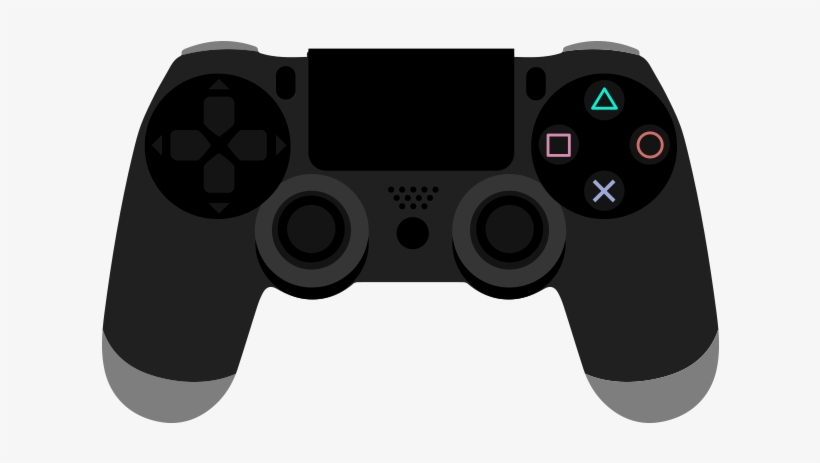 Ps4 controller clipart download Ps4 Controller Png Graphic Cave - Video Game Clipart ... download
