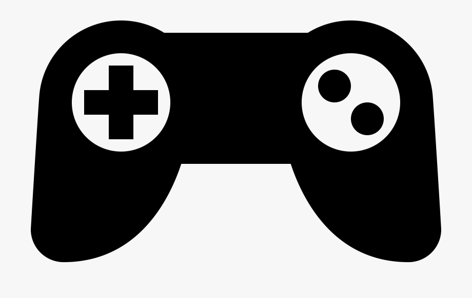 Video game control clipart stock Video Game Clipart Game Control - Png Play Game Icon #186256 ... stock