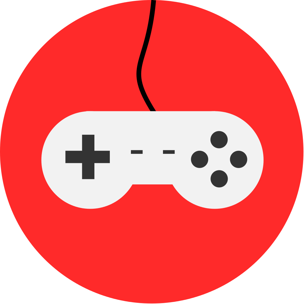Video game control clipart clipart library download File:Video-Game-Controller-Icon.svg - Wikipedia clipart library download