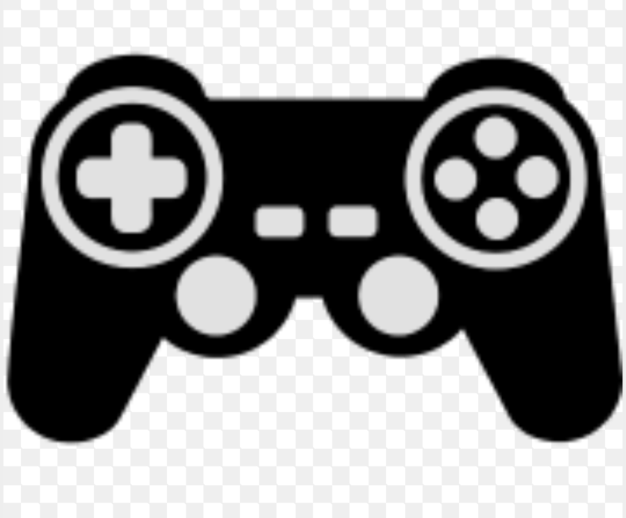 Video game controller silhouette clipart royalty free download Playstation Logo clipart - Video, Illustration, Text ... royalty free download
