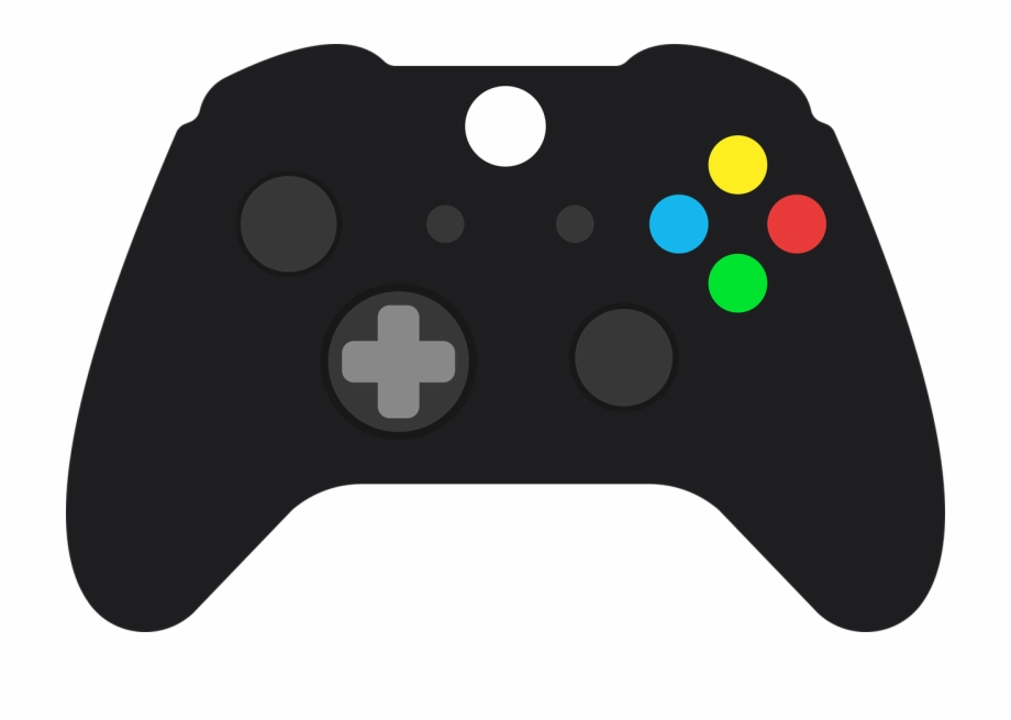 Video game controllers clipart free clip art Games,computer Game,icon,free Vector - Video Game Controller ... clip art