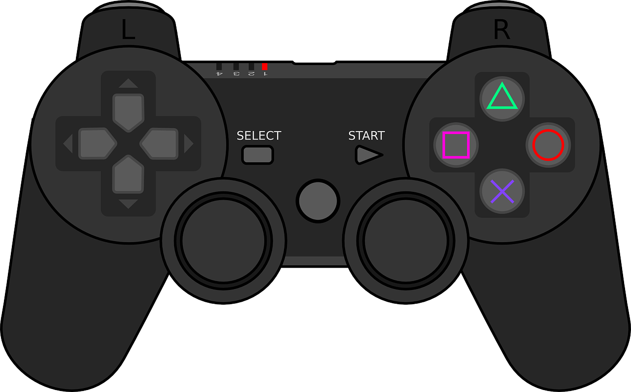 Video game controllers clipart free banner stock Free Game Controller Cliparts, Download Free Clip Art, Free ... banner stock