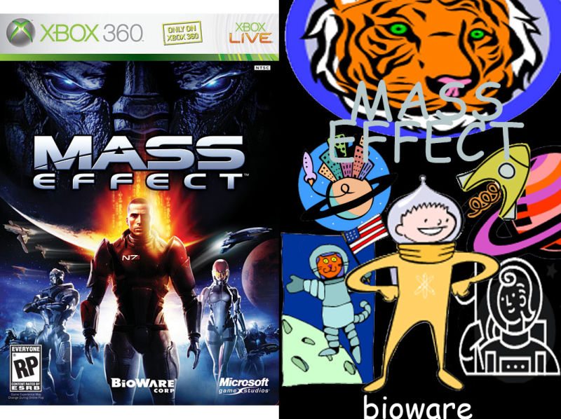 Video game cover clipart png freeuse Fixing Video Game Box Art With...Clip Art And Comic Sans png freeuse