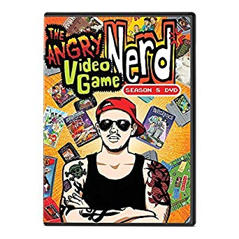 Video game dvd clipart png freeuse Amazon.com: Angry Video Game Nerd Season 8: Movies & TV png freeuse