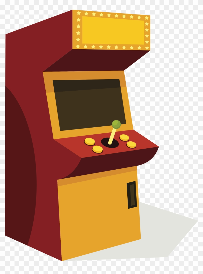 Video game machine clipart clip free library Arcade Machine Png, Transparent Png - 1832x2386 (#179075 ... clip free library