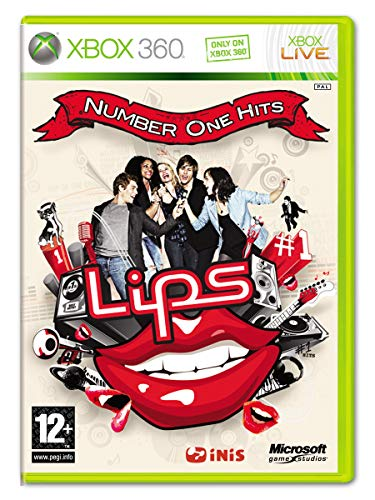 Video game numbers clipart jpg free download Lips: Number One Hits - Game Only (Xbox 360): Amazon.co.uk ... jpg free download
