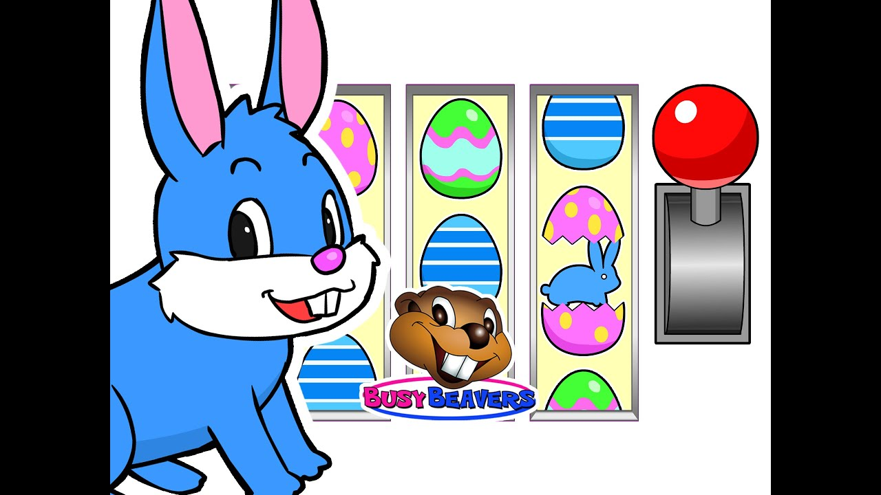 Video game numbers clipart free library Easter Egg Game | Kids Fun Slot Machine Learning Video Game | Learn  Counting Numbers 123 free library