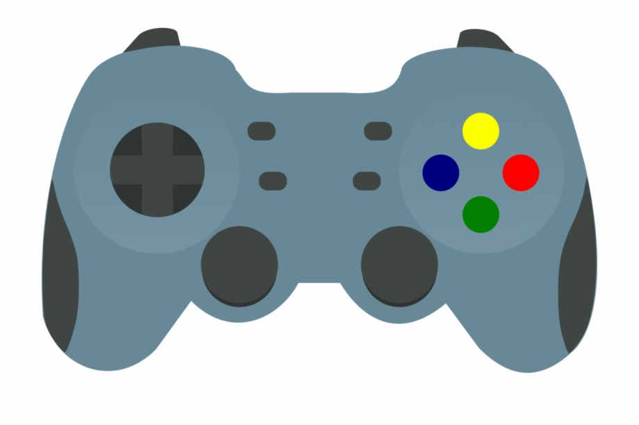 Video game clipart png svg library Xbox 360 Controller Game Controllers Gamepad Playstation ... svg library