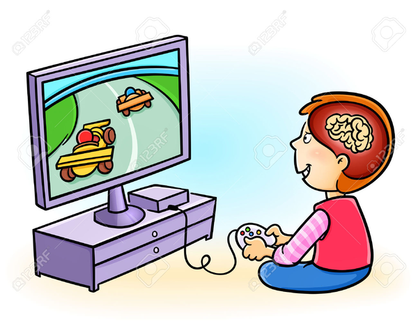 Video games clipart png clip art free library Playing Video Games Png Vector, Clipart, PSD - peoplepng.com clip art free library