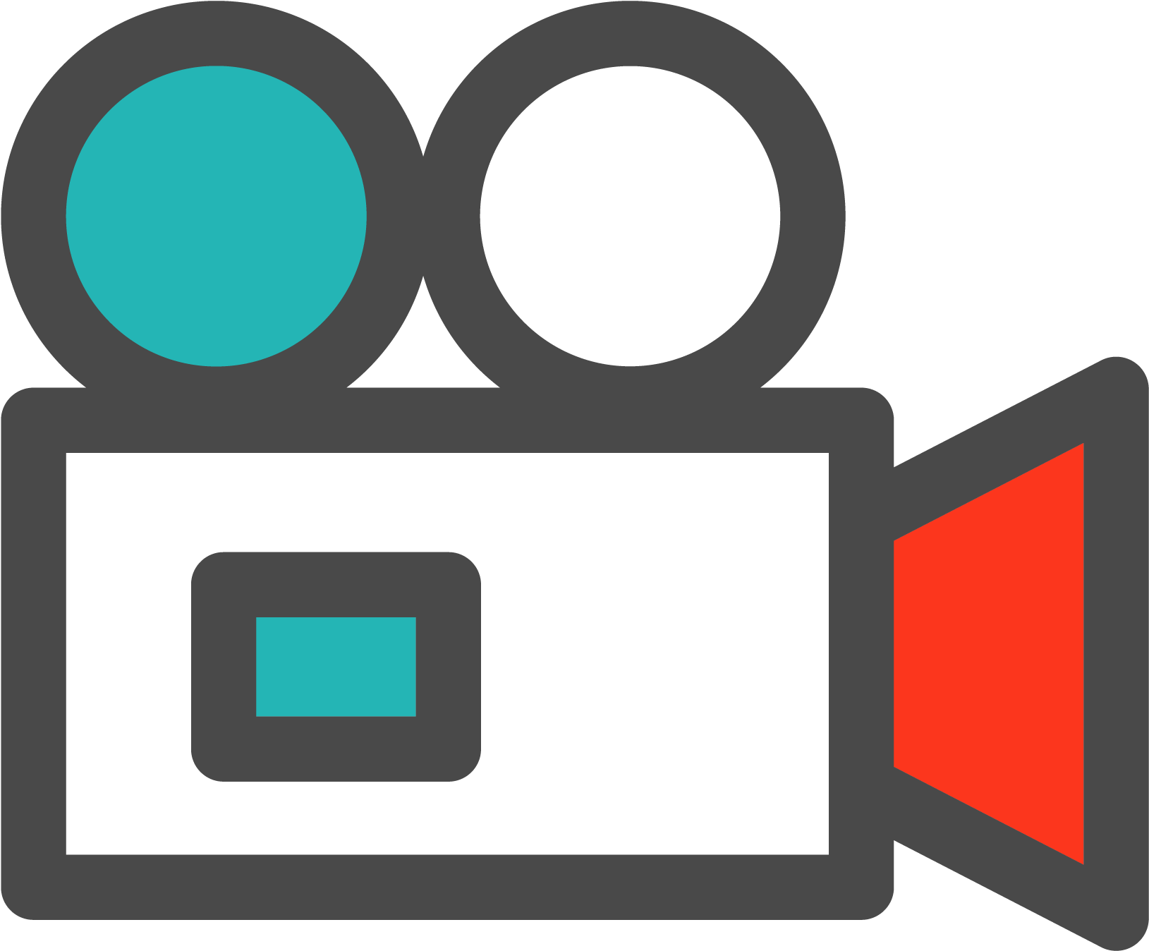 Video icon vector clipart jpg royalty free library Video Cameras Computer Icons Film - Camera Video Vector Png ... jpg royalty free library
