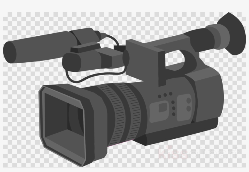 Video no background clipart graphic black and white stock Video Camera Clipart Video Cameras Camcorder Clip Art ... graphic black and white stock