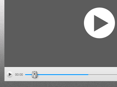 Video player clipart clipart freeuse library Free Video player smilar ArtLebedev studio Clipart and ... clipart freeuse library