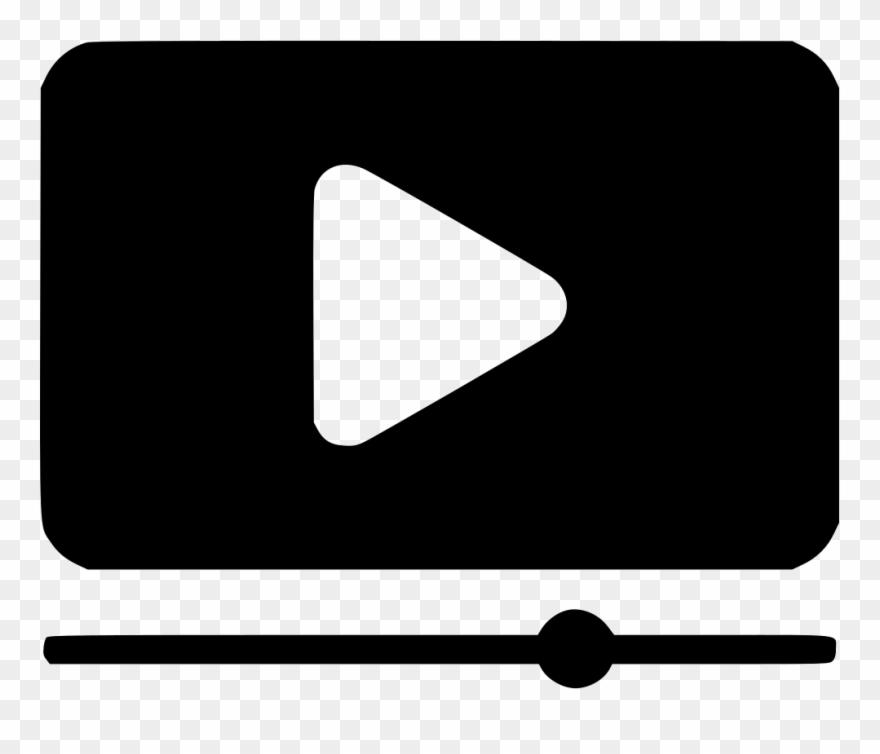 Video player clipart clip transparent Video Player Presentation Filled Comments Clipart (#2060025 ... clip transparent