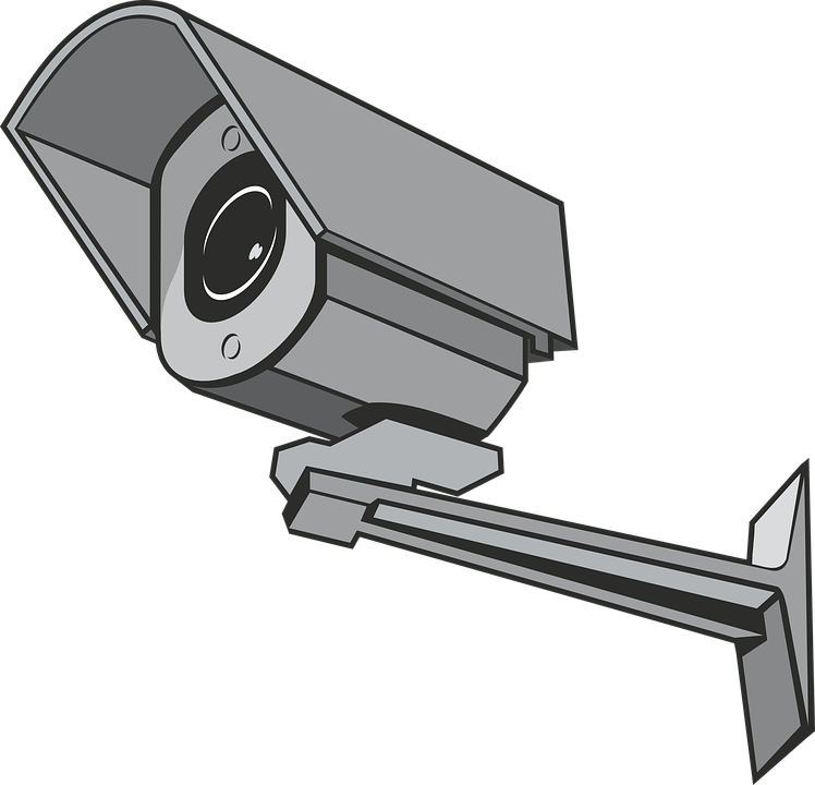 Video surveillance camera clipart banner black and white library Video Surveillance as a Service Market by Type (Hosted ... banner black and white library