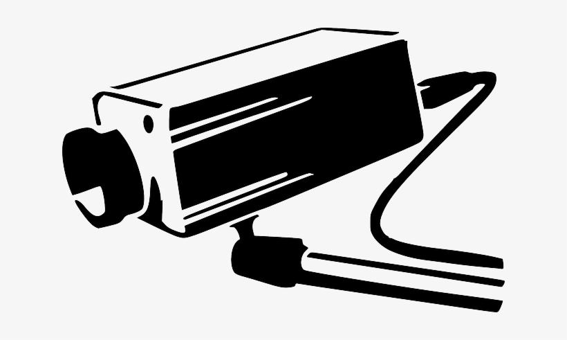 Video surveillance camera clipart free clip transparent stock Security Camera Clipart Clipart Free Download - Sign Wise ... clip transparent stock