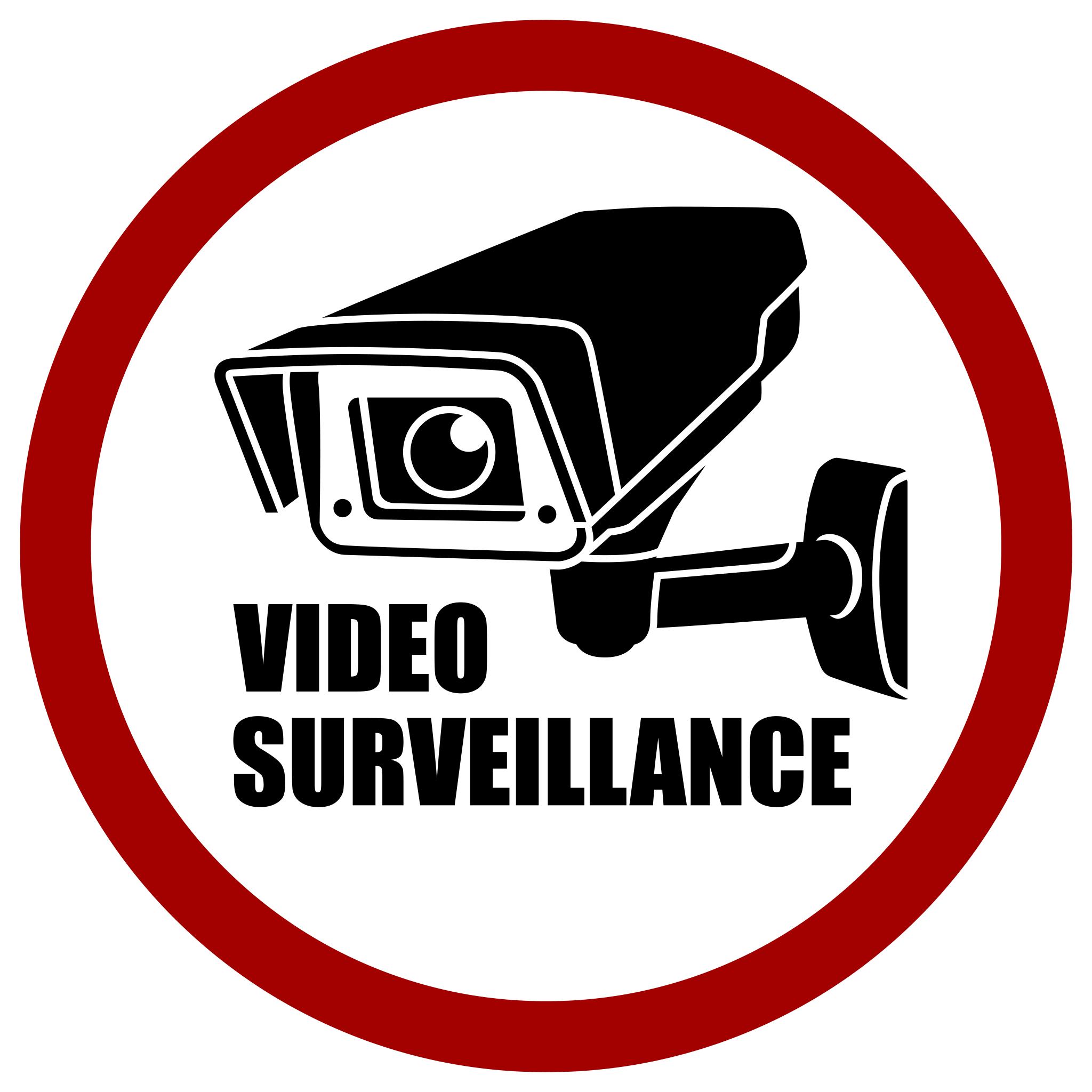 Video surveillance clipart clip art freeuse download Video Surveillance Icon PNG Image Free Download searchpng.com clip art freeuse download