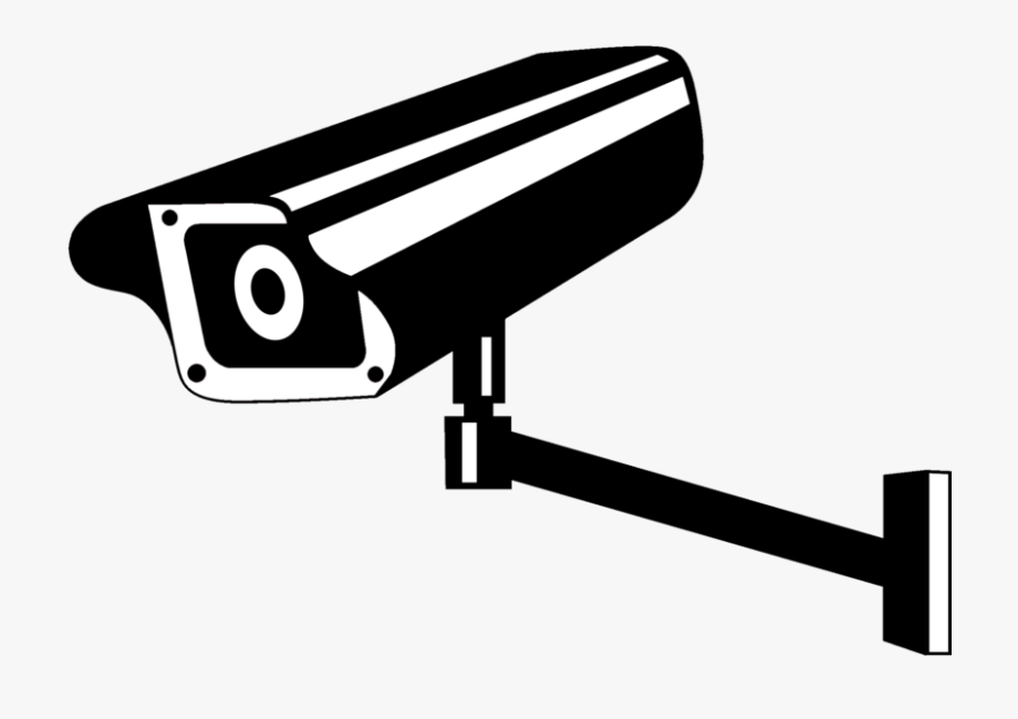 Video surveillance clipart png free stock Video Surveillance - Surveillance Black And White #2278351 ... png free stock