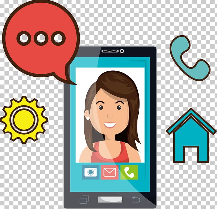 Video with cell phones clipart svg free Cartoon Mobile Phone Videotelephony PNG, Clipart, Adobe ... svg free