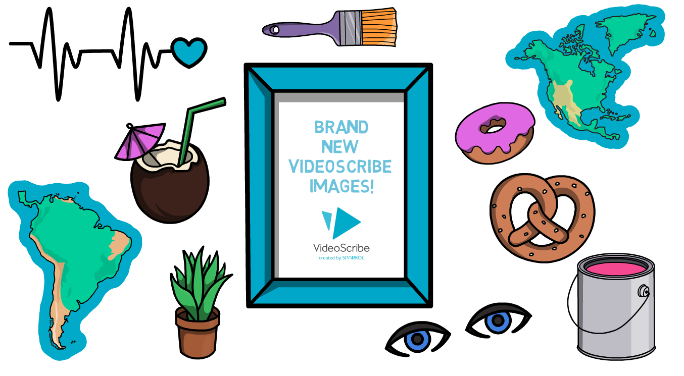 Videoscribe website clipart bitmap vector library download 1000+ New Images Added to the VideoScribe Library ... vector library download