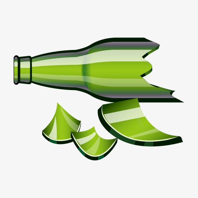 Vidrio clipart png royalty free download Broken clipart broken bottle for free download and use ... png royalty free download