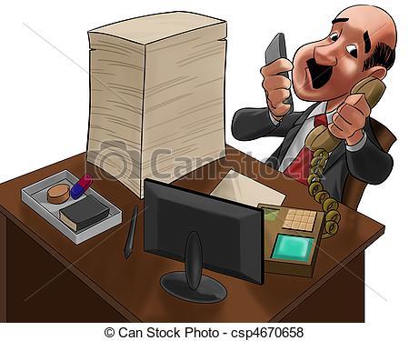 Viel arbeit clipart png transparent stock Executive Illustrations and Stock Art. 60,718 Executive ... png transparent stock