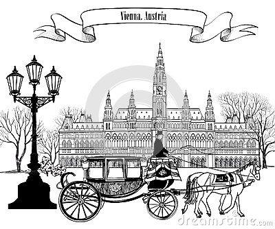 Vienna clipart clip black and white download Image result for vienna clipart | Austria | Vienna, Austria ... clip black and white download