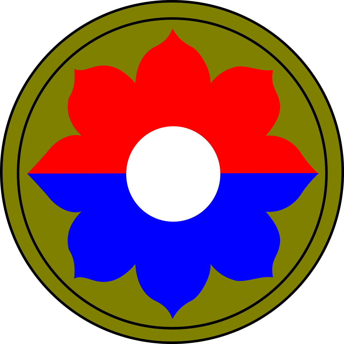 Vietnam 66-67 helmet clipart clip free download 9th Infantry Division (United States) - Wikipedia clip free download