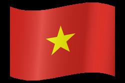 Vietnam clipart free banner freeuse Vietnam flag clipart - country flags banner freeuse