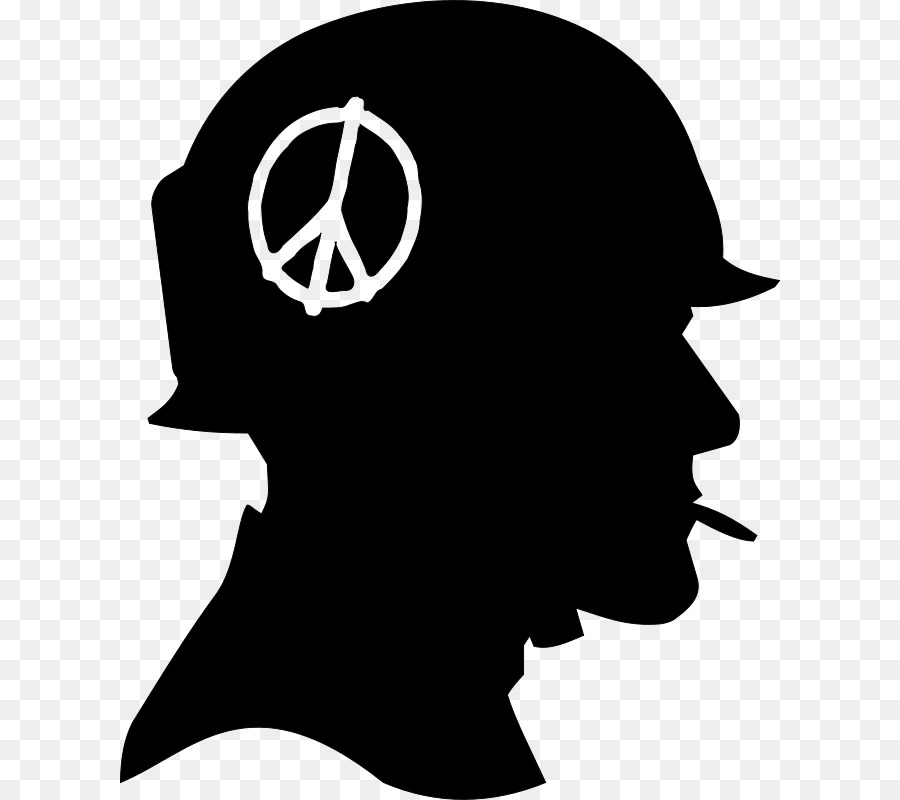 Vietnam war helmet clipart download Soldier Silhouette png download - 660*800 - Free Transparent ... download