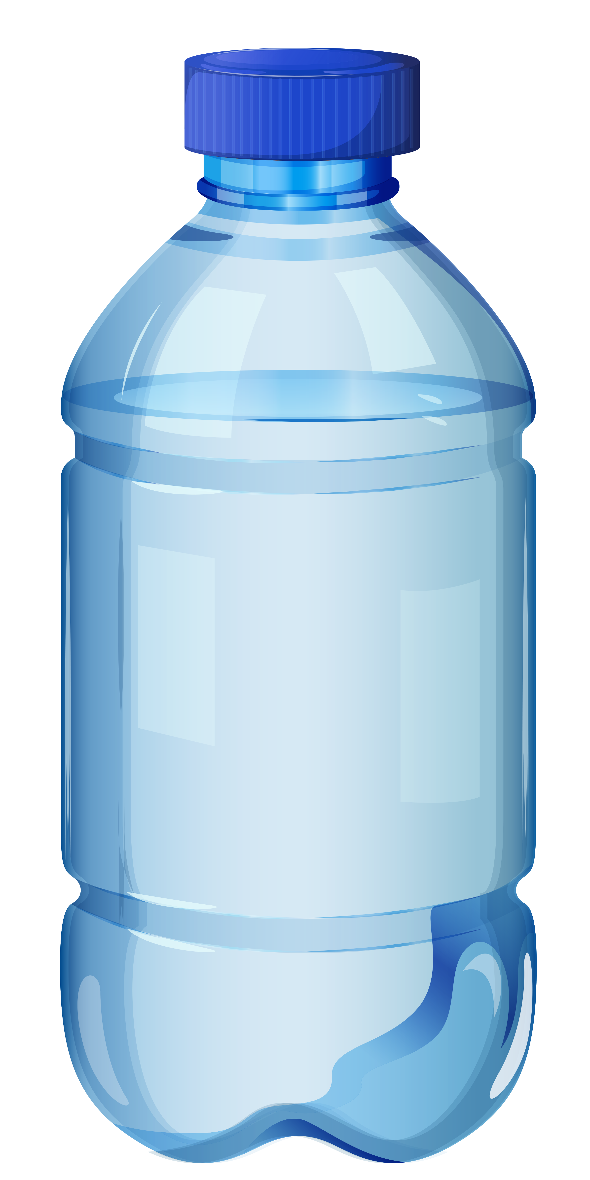 View of water clipart image freeuse stock Small Bottle of Mineral Water PNG Clipart Image | Gallery ... image freeuse stock
