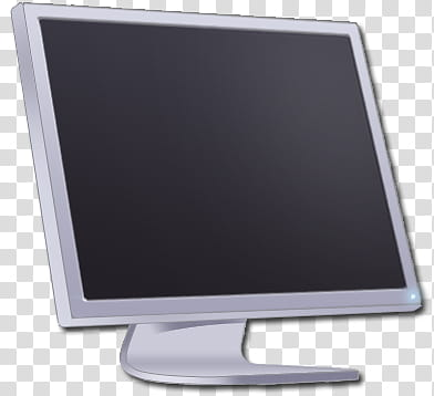 Viewing screen sales clipart graphic II, white flat screen computer monitor transparent ... graphic