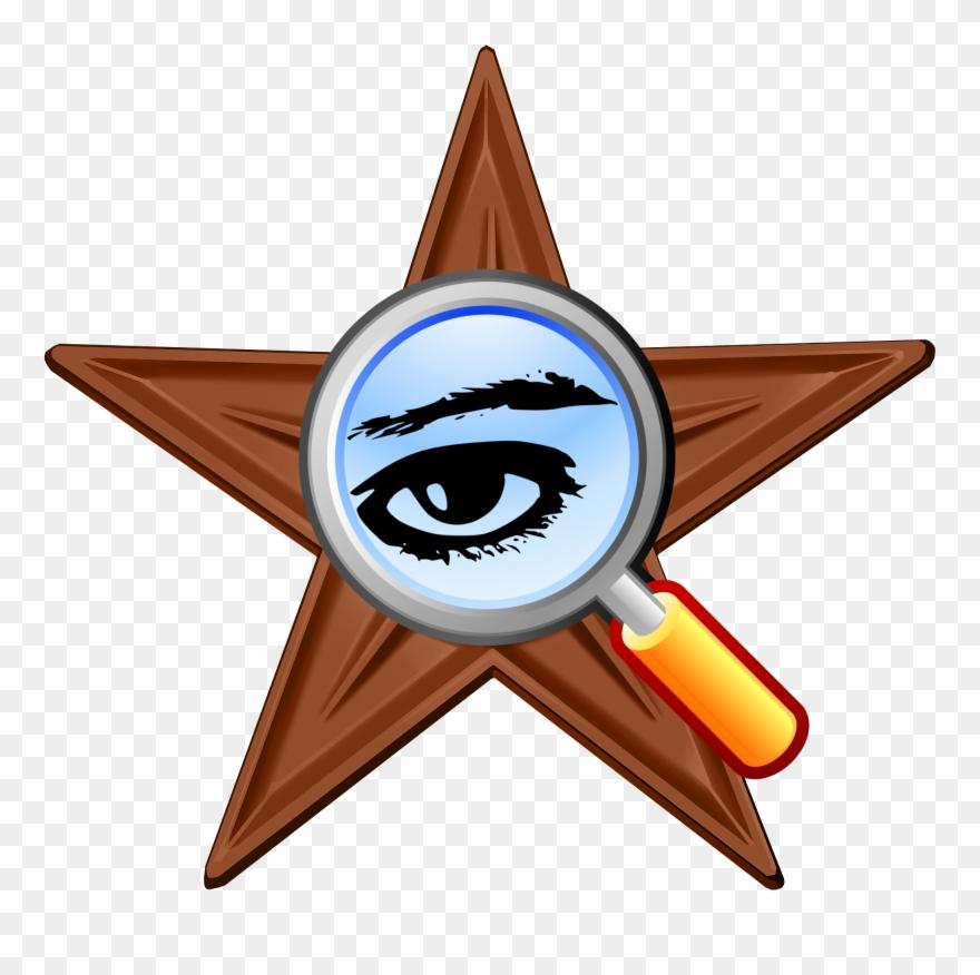 Vigilaqnt clipart clip library download Vigilant Eye Barnstar Hires Clipart (#3095069) - PinClipart clip library download