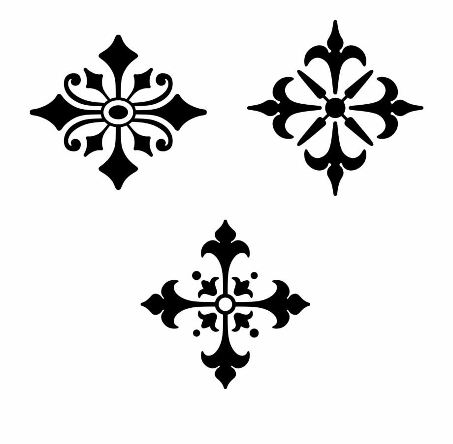Vignette clipart download picture transparent Typographic Ornamental Vignettes By Craftsmanspace - Celtic ... picture transparent
