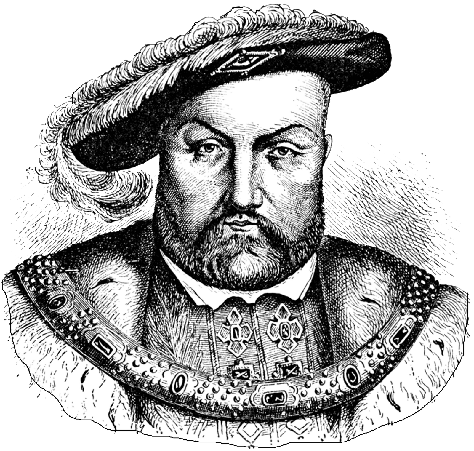 Viii clipart clip royalty free Henry VIII Clipart | Clip Art for Classroom History Booklet ... clip royalty free