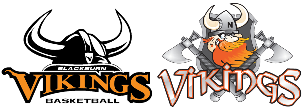 Viking basketball clipart picture transparent stock Blackburn Vikings picture transparent stock