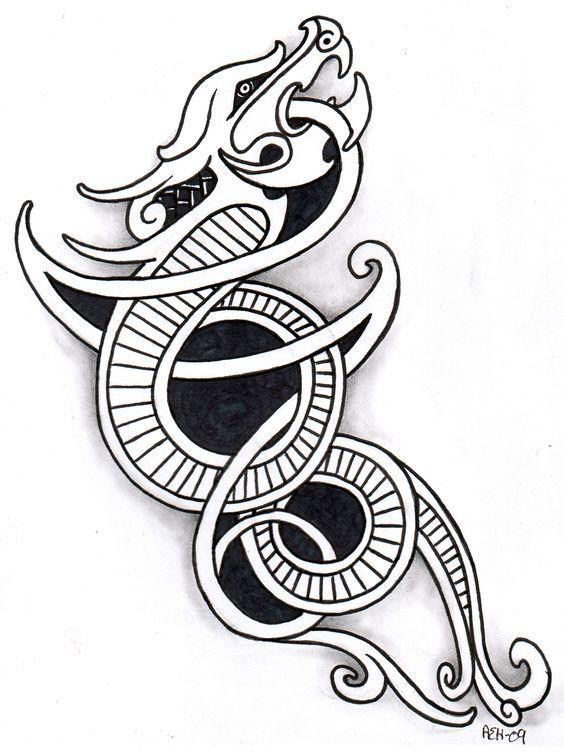 Viking dragon clipart svg freeuse library Viking dragon clipart » Clipart Portal svg freeuse library