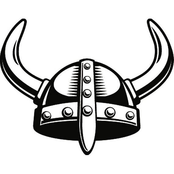 Viking hat clipart free vector black and white Viking hat clipart 5 » Clipart Station vector black and white